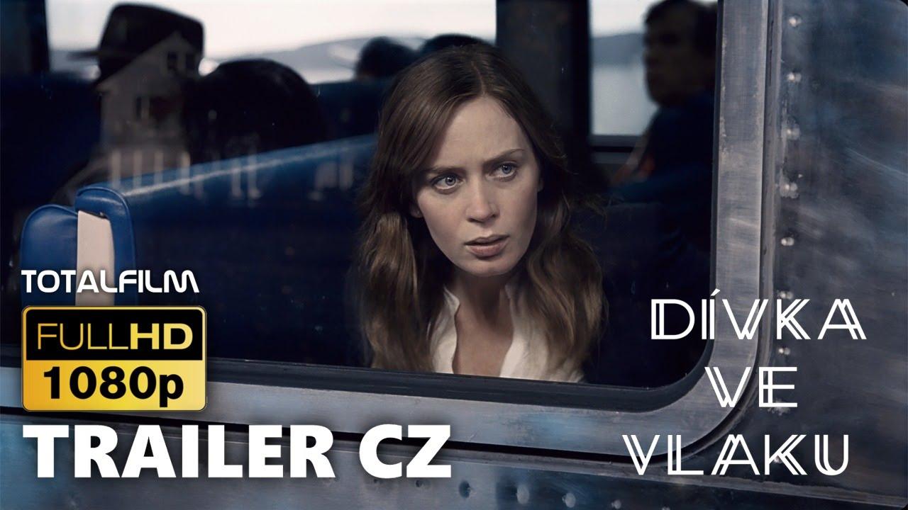 Dívka ve vlaku (2016) CZ HD trailer
