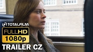 Dívka ve vlaku (2016) CZ hlavní HD trailer