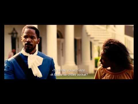 Django Unchained trailer | Nespoutaný Django trailer CZ