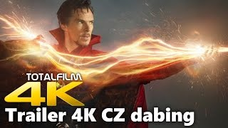 Doctor Strange (2016) 4K CZ DAB trailer