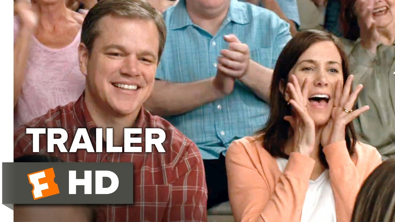 Downsizing Trailer #2 (2017)   Movieclips Trailers