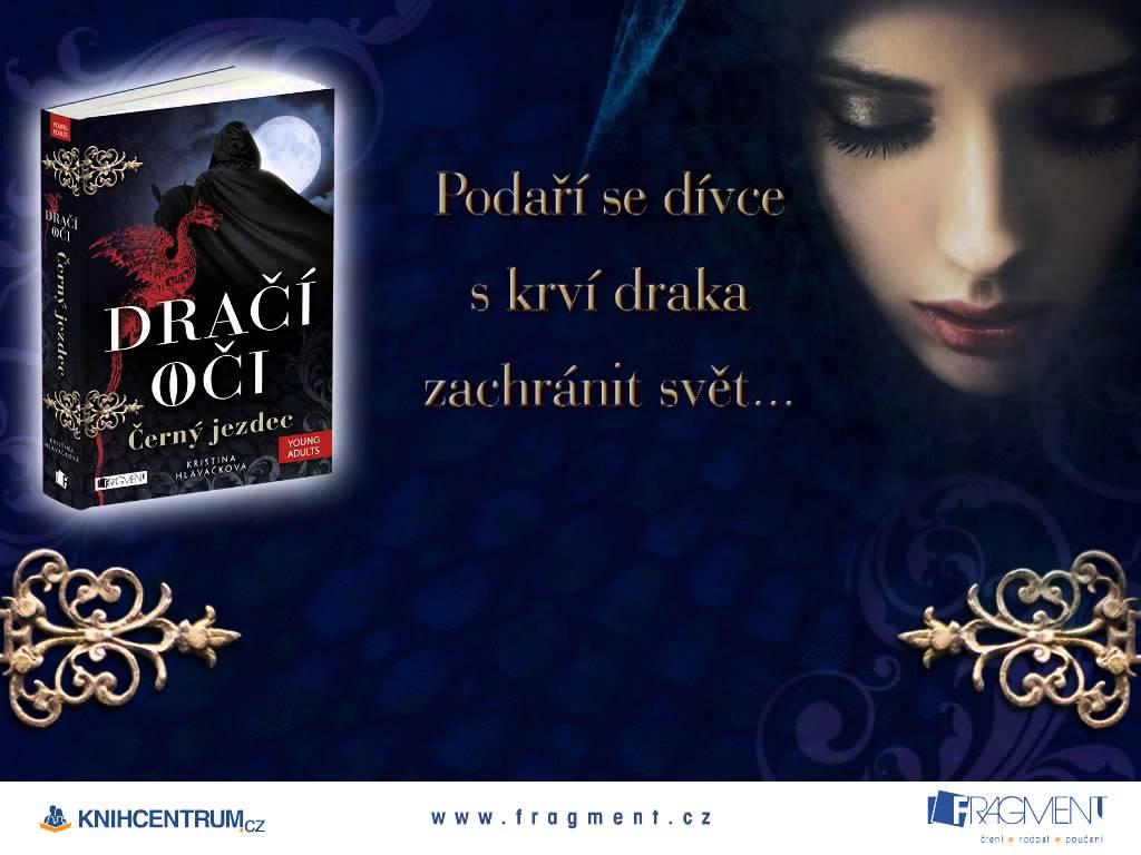 Dračí oči Černý jezdec - trailer ke knize