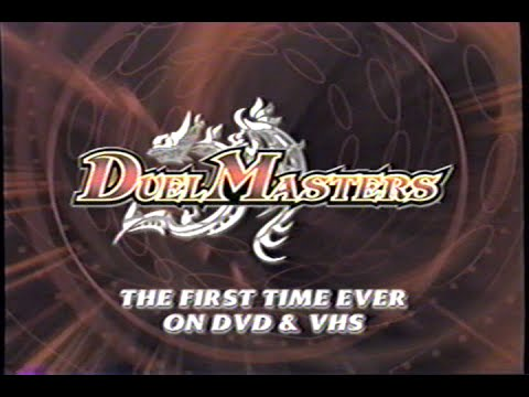 Duel Masters (2004) Promo (VHS Capture)