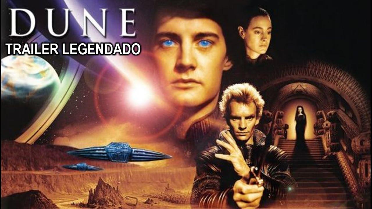 Duna (1984) - Trailer Legendado PT-BR