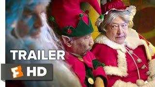 Bad Santa 2 Official Trailer 2 (2016) - Billy Bob Thornton Movie
