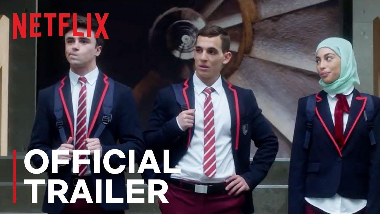 Elite | Official Trailer [HD] | Netflix
