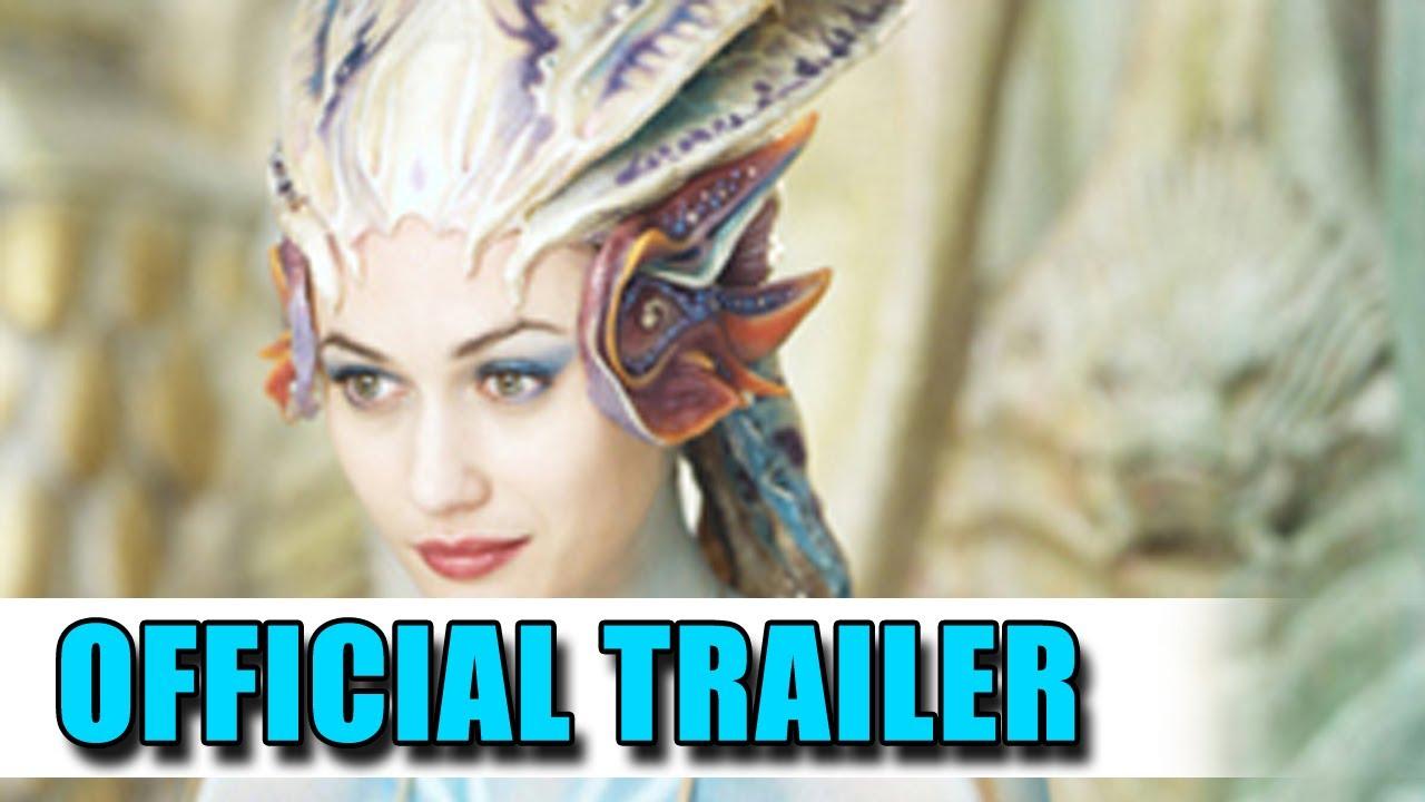 Empires of the Deep Official Trailer (2012) - Olga Kurylenko