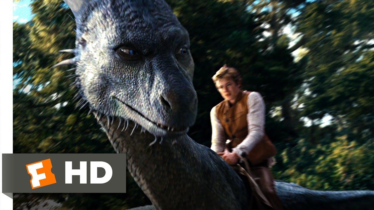 Eragon (2/5) Movie CLIP - Dragon Rider (2006) HD