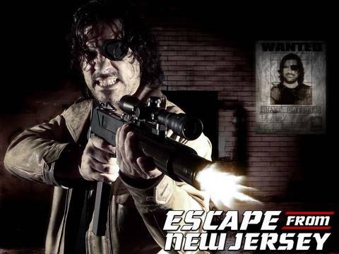 Escape From New Jersey (A Snake Plissken Fan Film)