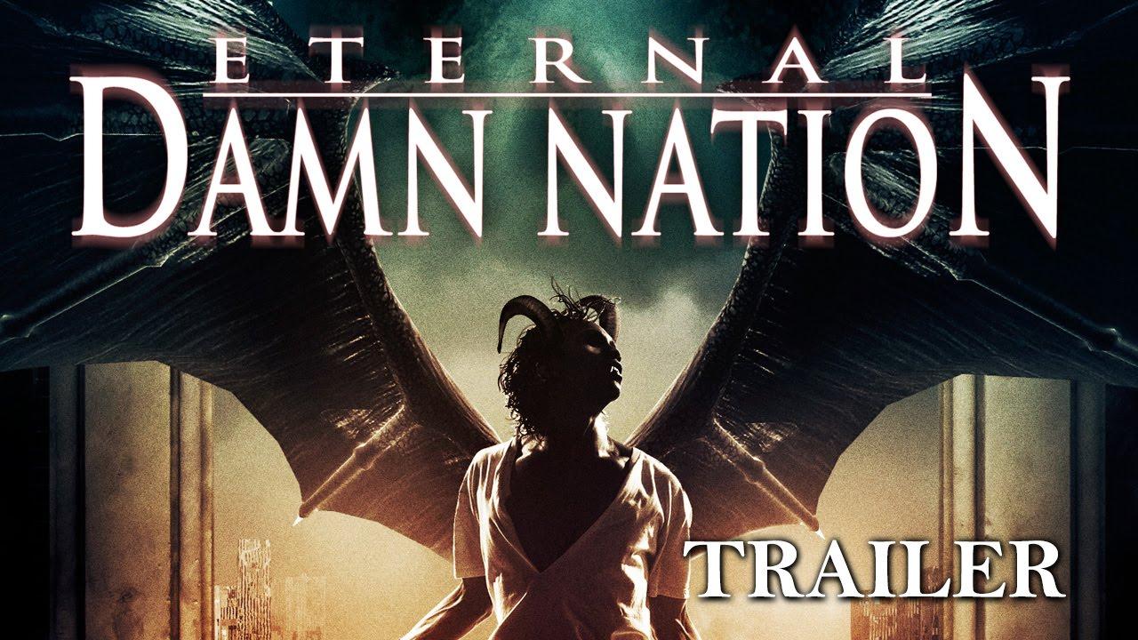Eternal Damn Nation   Full Horror Movie - Trailer