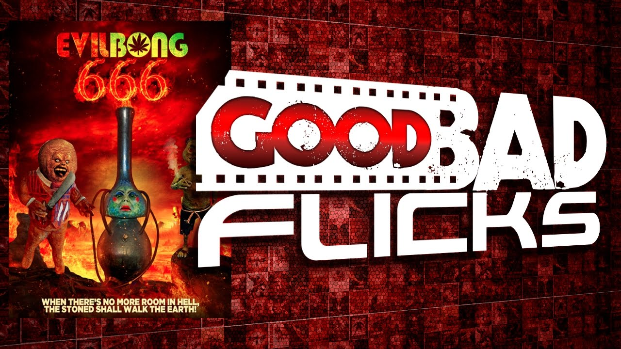 Evil Bong 666 - Movie Review