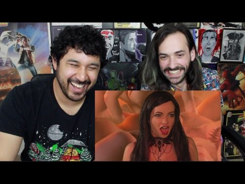 EVIL BONG 666 - Official Trailer presented by Full Moon Features REACTION!