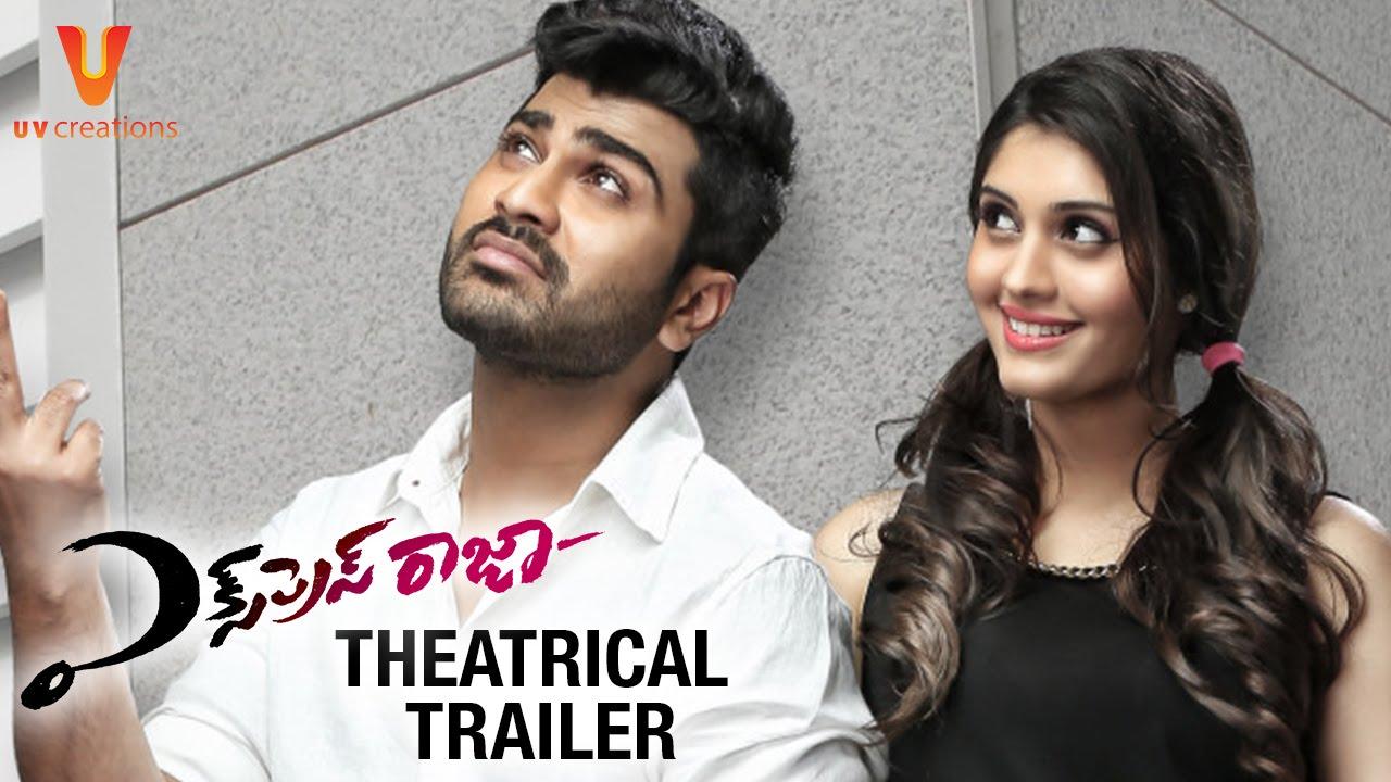Express Raja Theatrical Trailer | Sharwanand | Surabhi | Merlapaka Gandhi | UV Creations