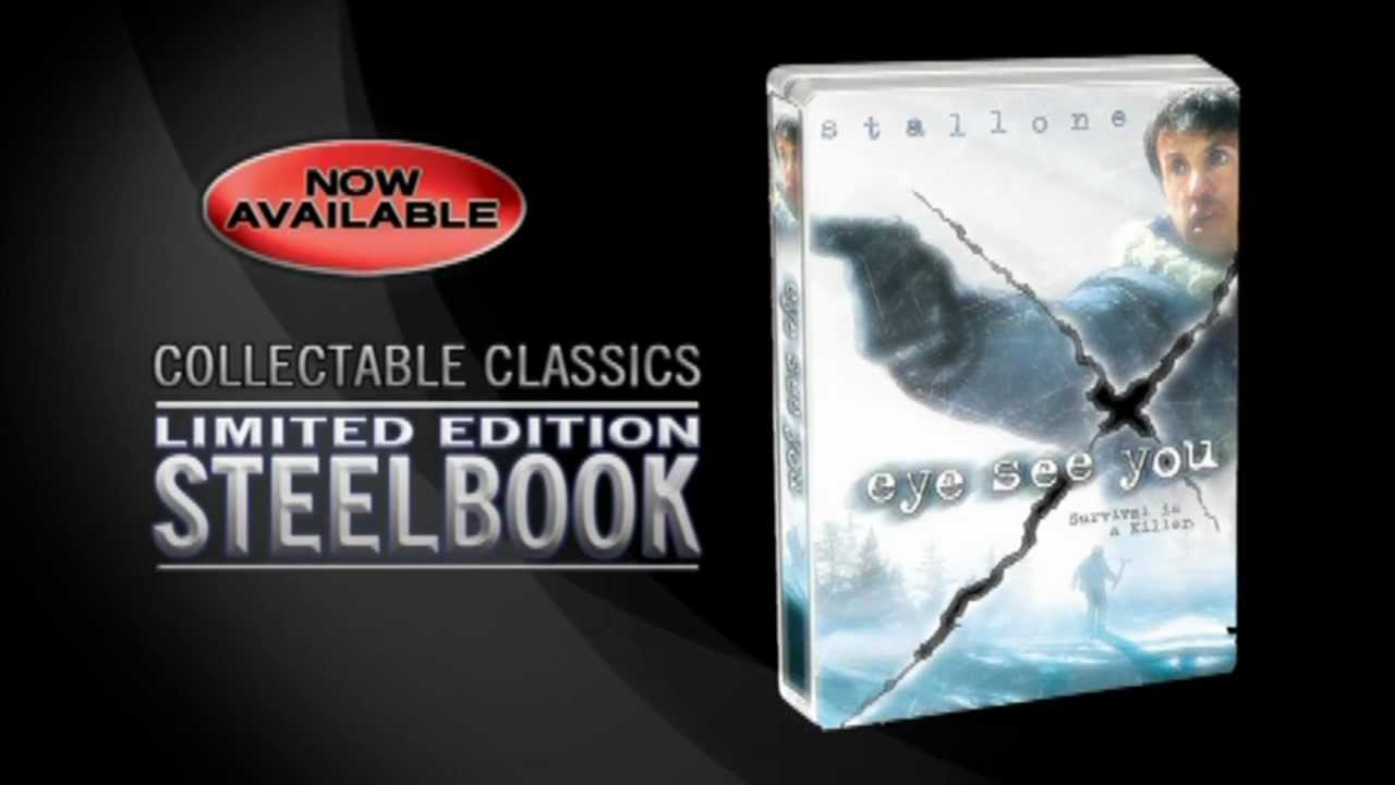 Eye See You (2002) aka D-Tox   Theatrical Trailer (HD) Sylvester Stallone