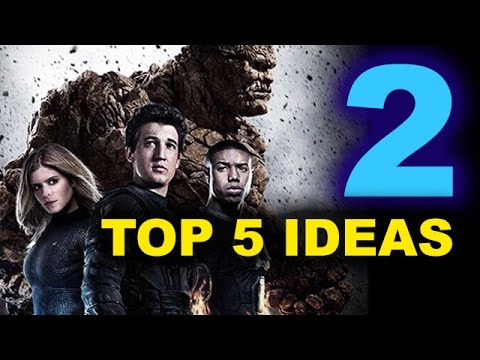 Fantastic Four 2 2017 - Review / Reaction, Top 5 Ideas for the Sequel - Beyond The Trailer