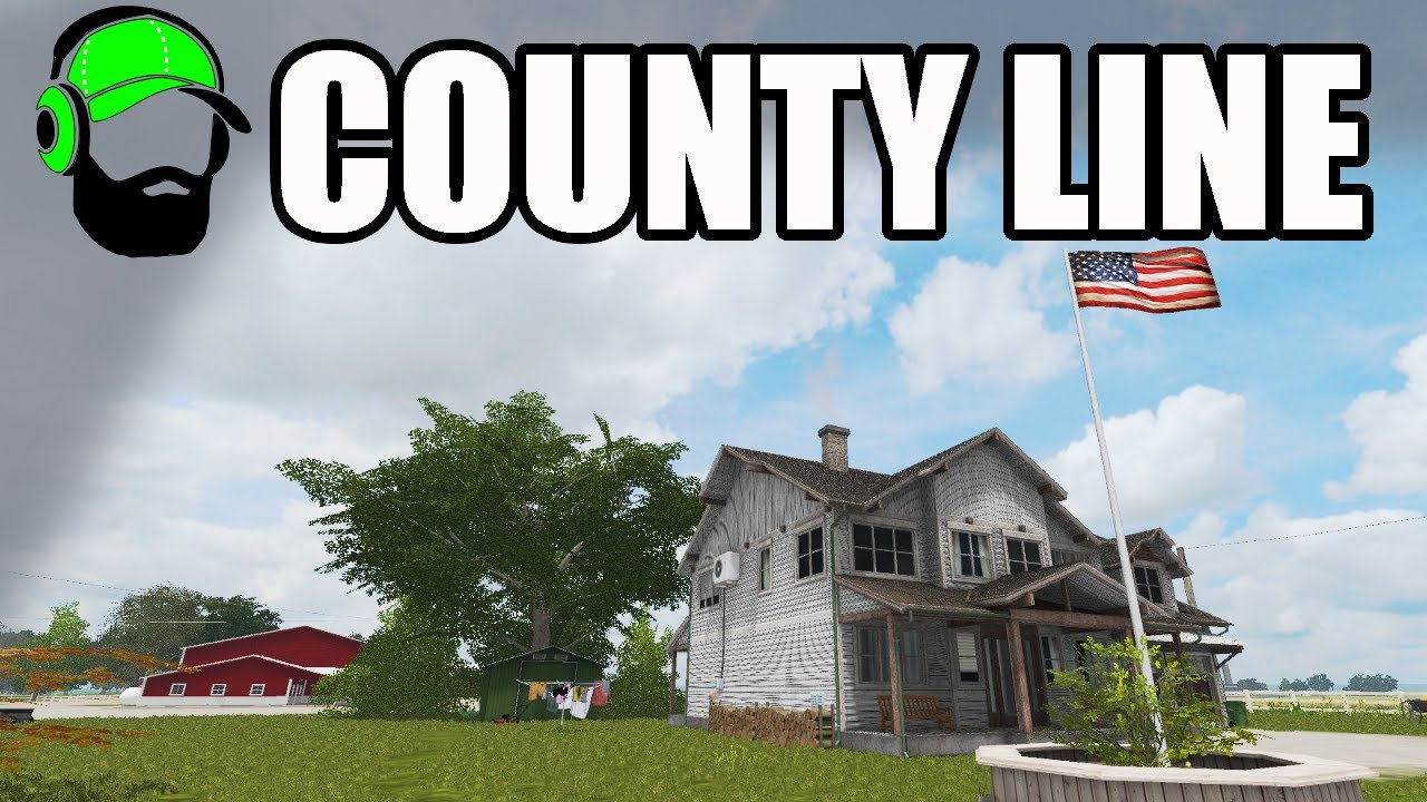Farming Simulator 17 - County Line - Starting out -#FS17