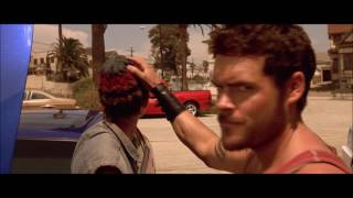 """Fast & Furious (2001) Brian VS Vince """"I like the tuna here"""" [Full HD/1080p]"""