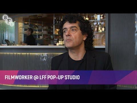 FILMWORKER @ LFF Pop-up Studio | BFI London Film Festival 2017