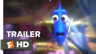 Finding Dory Official Teaser Trailer #1 (2016) - Ellen DeGeneres, Idris Elba Animated Movie HD