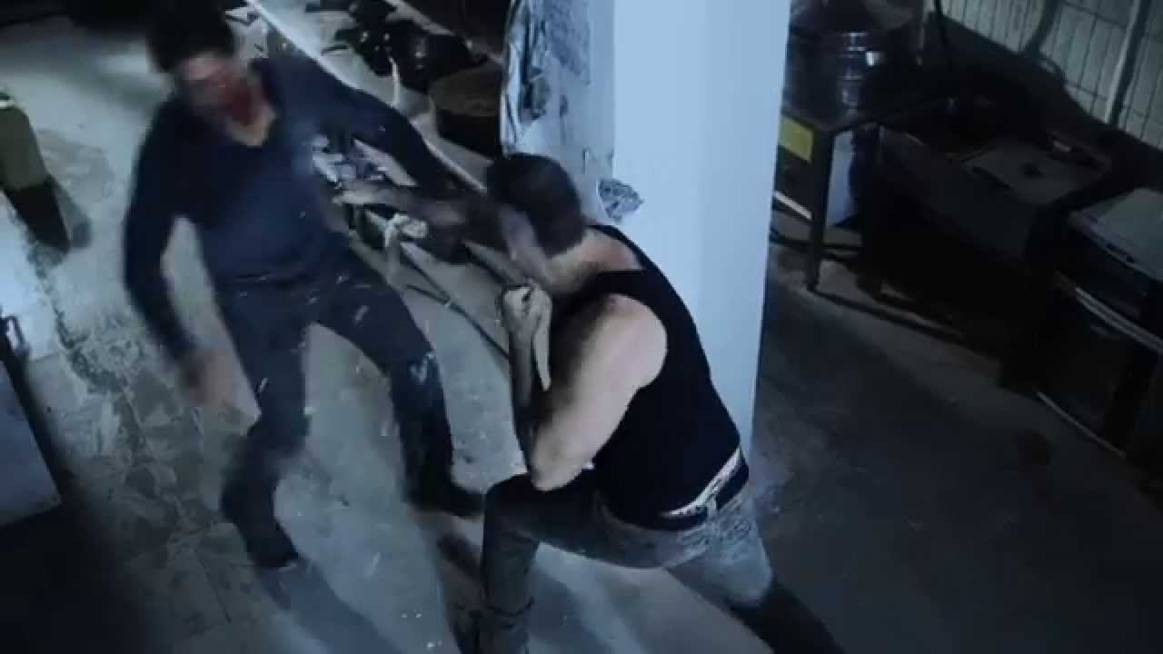 Fist of the Dragon Trailer (2014)