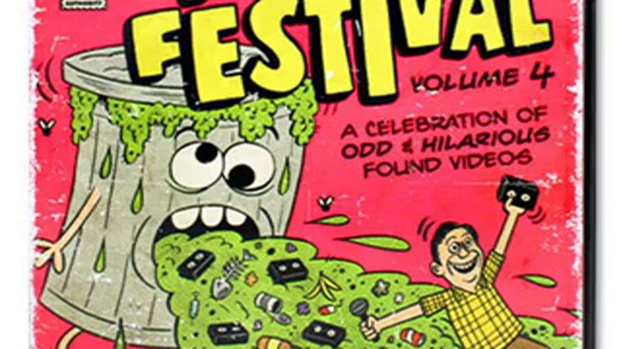 Found Footage Festival Volume 4 Live in Tucson 2009 Full Movie