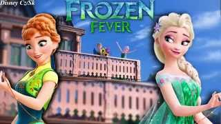 Frozen Fever - Making Today a Perfect Day | Czech HQ/DVD