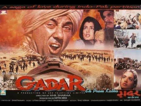 Gadar Ek Prem Katha    Hindi full Movie HD Sunny Deol