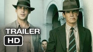Gangster Squad TRAILER #2 (2013) - Ryan Gosling, Sean Penn Movie HD
