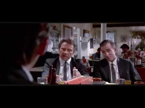 Gauneři (Reservoir Dogs) - spropitné