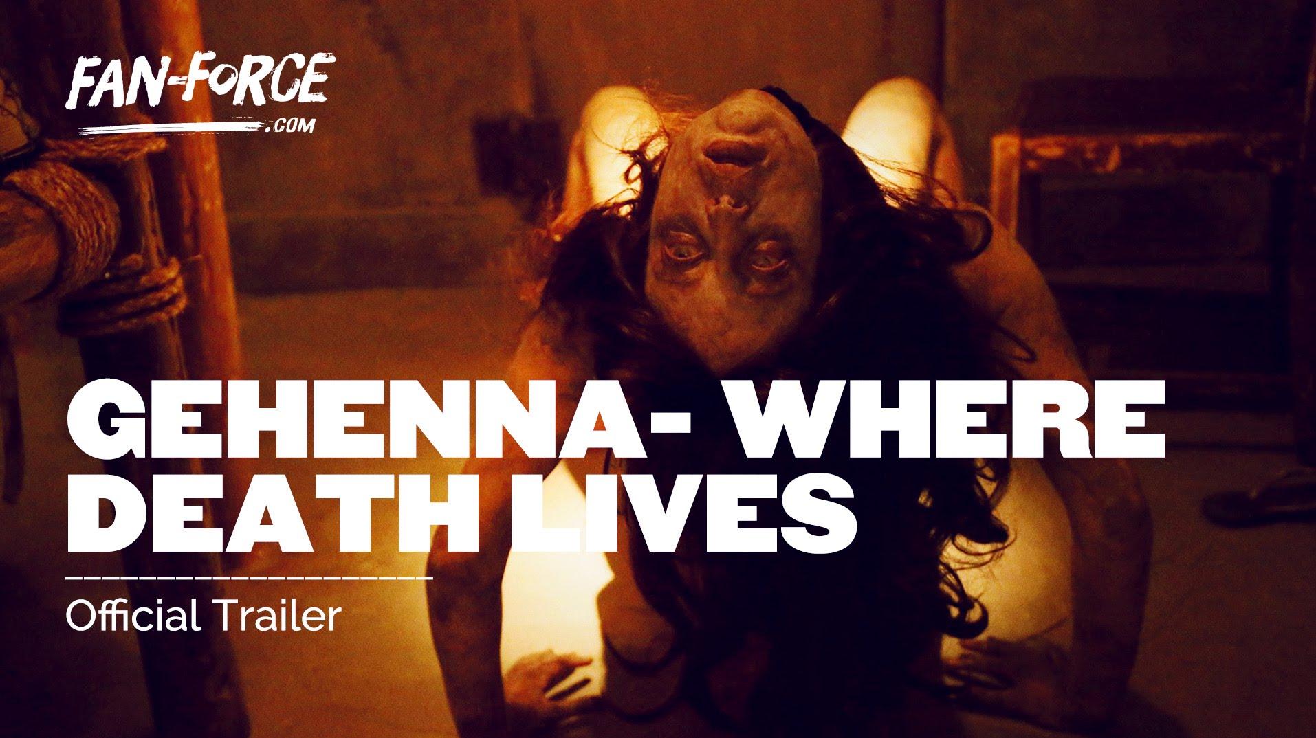 Gehenna- Where Death Lives - Official Trailer 2016 - Horror Film