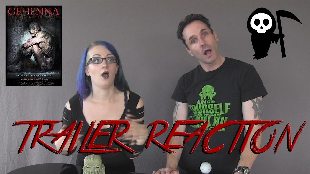 GeHenna: Where Death Lives Trailer Reaction @horrifyou
