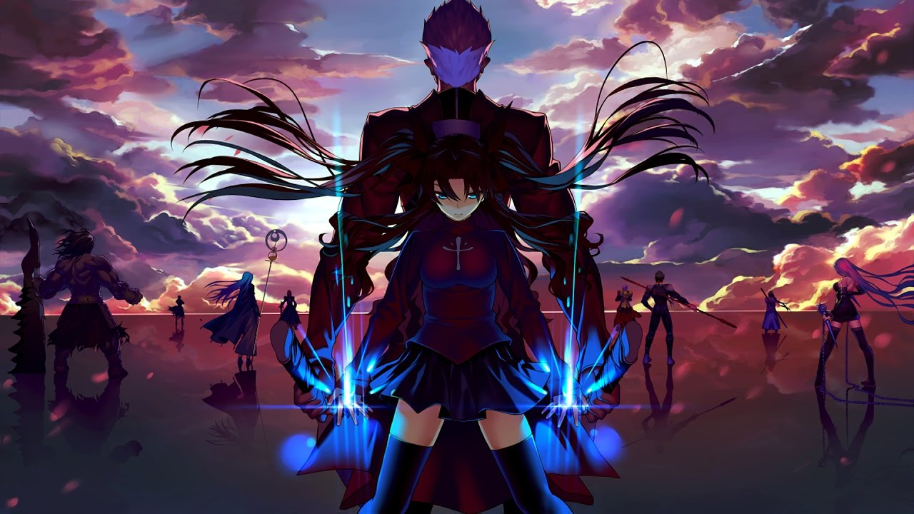 Gekijouban Fate⁄Stay Night׃ Unlimited Blade Works