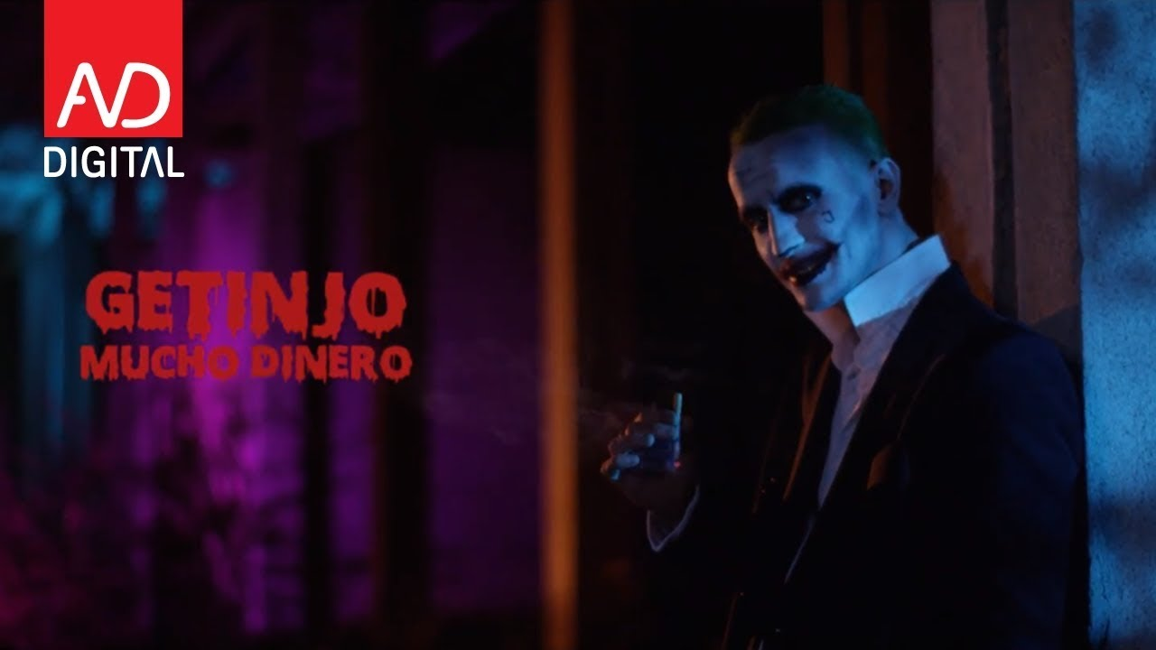 Getinjo - Mucho dinero (official trailer)