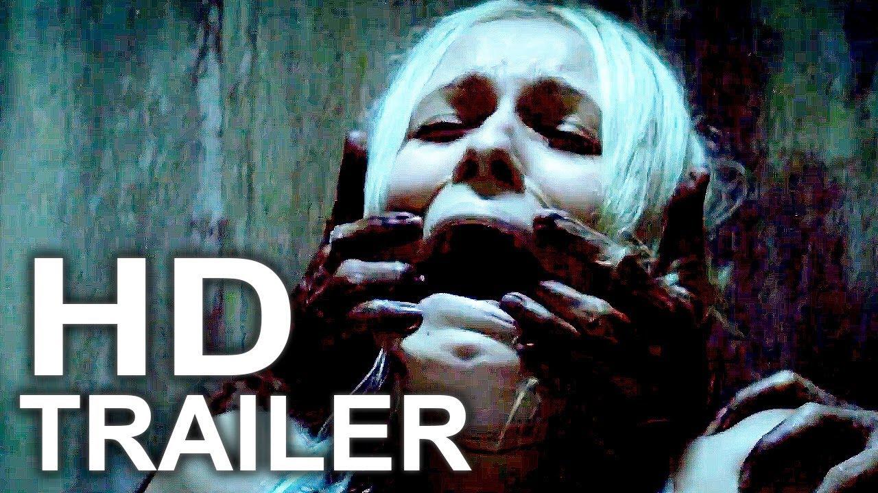 GHOST HOUSE Trailer #1 (2017) Movie HD