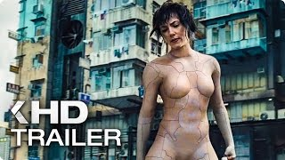 GHOST IN THE SHELL Trailer (2017)