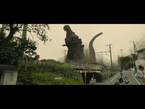 GODZILLA RESURGENCE (Shin Gojira) - Official Teaser Trailer