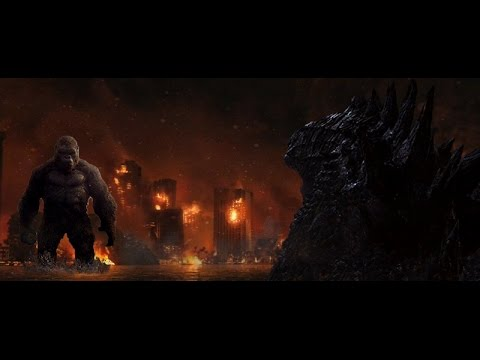 Godzilla Vs Kong 2020 Trailer 2 Teaser (Fan-Made)