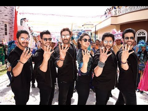 golmaal 4 title song  full song HD1080p