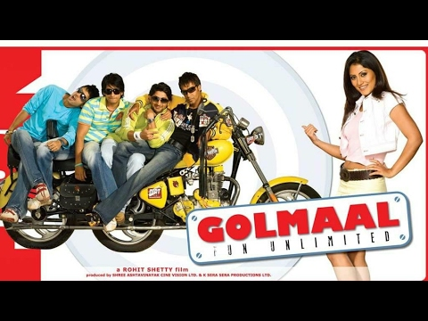 Golmaal: Fun Unlimited 2006 HD