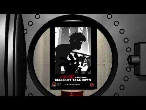 Gorillaz Phase One: Celebrity Take Down DVD Trailer (2002)