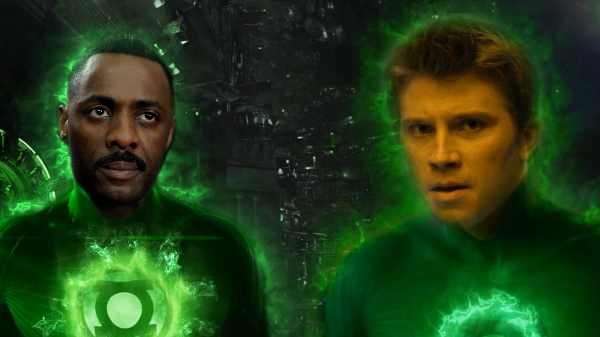Green Lantern Corps Fan Trailer