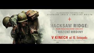 Hacksaw Ridge: Zrození hrdiny, HD Trailer, cz titulky, Mel Gibson
