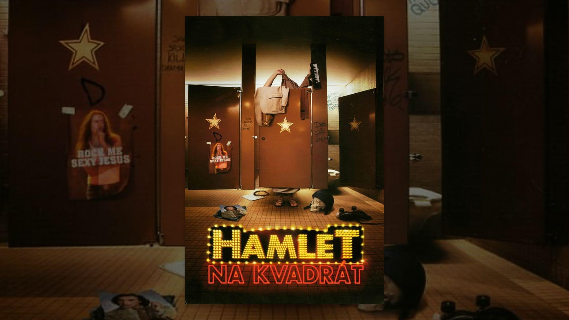 Hamlet na kvadrát | český dabing