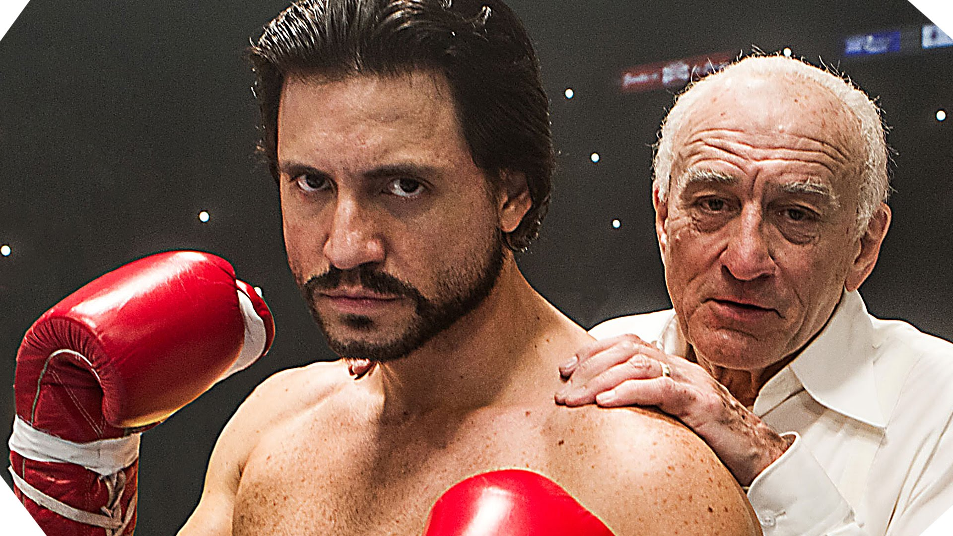HANDS OF STONE Trailer (Robert De Niro - Roberto Duran Boxing Movie)