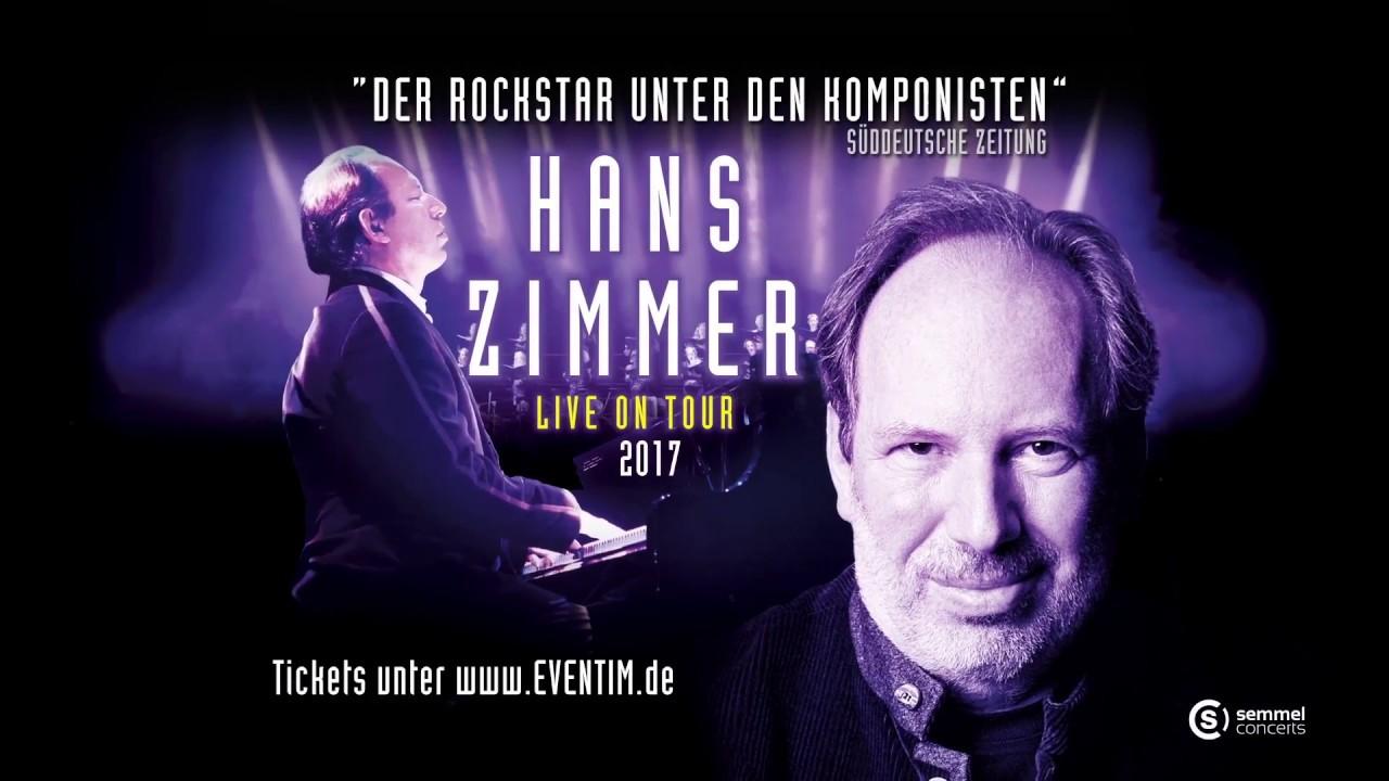 Hans Zimmer - Live On Tour 2017 | Trailer