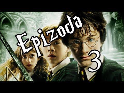 ►Harry Potter a Tajemná komnata (2002)   #3  Přeměna v Goyla!   CZ Lets Play / Gameplay
