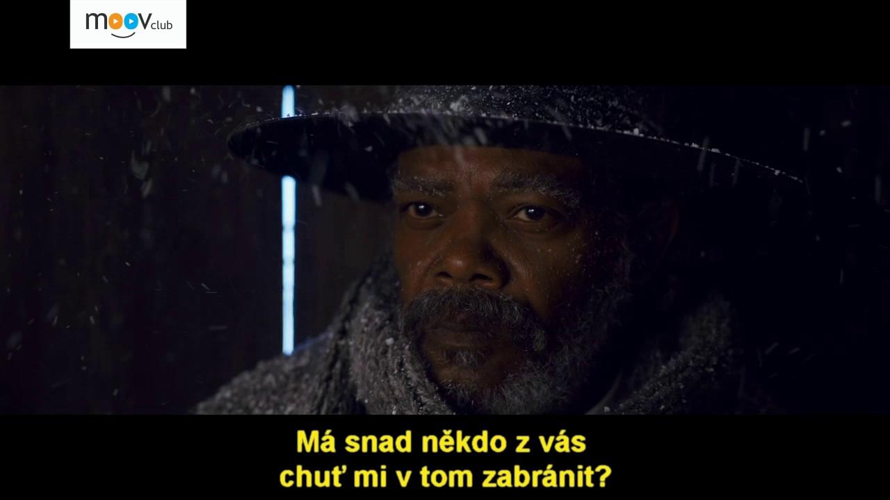 HD Trailer Osm Hrozných ( 2015) - CZ Titulky