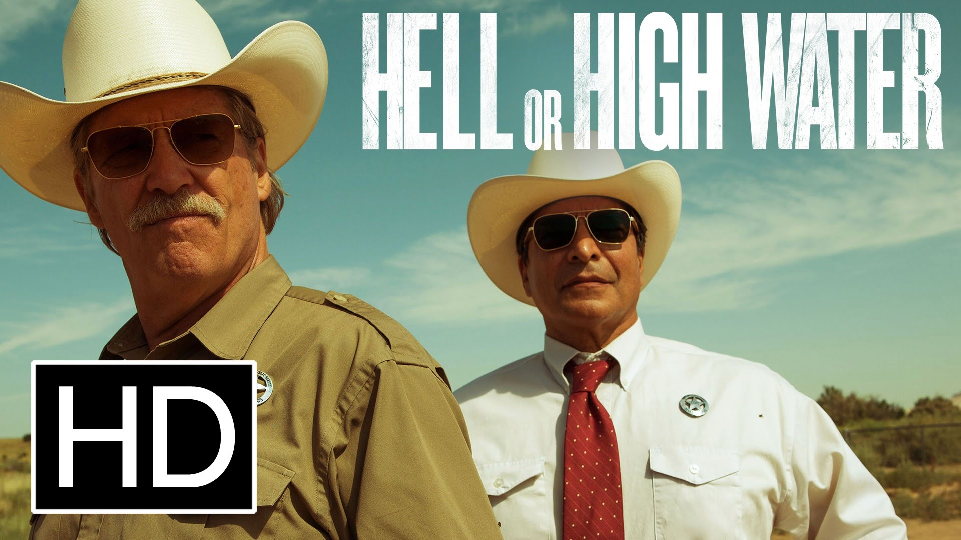Hell or High Water - Official Trailer 2
