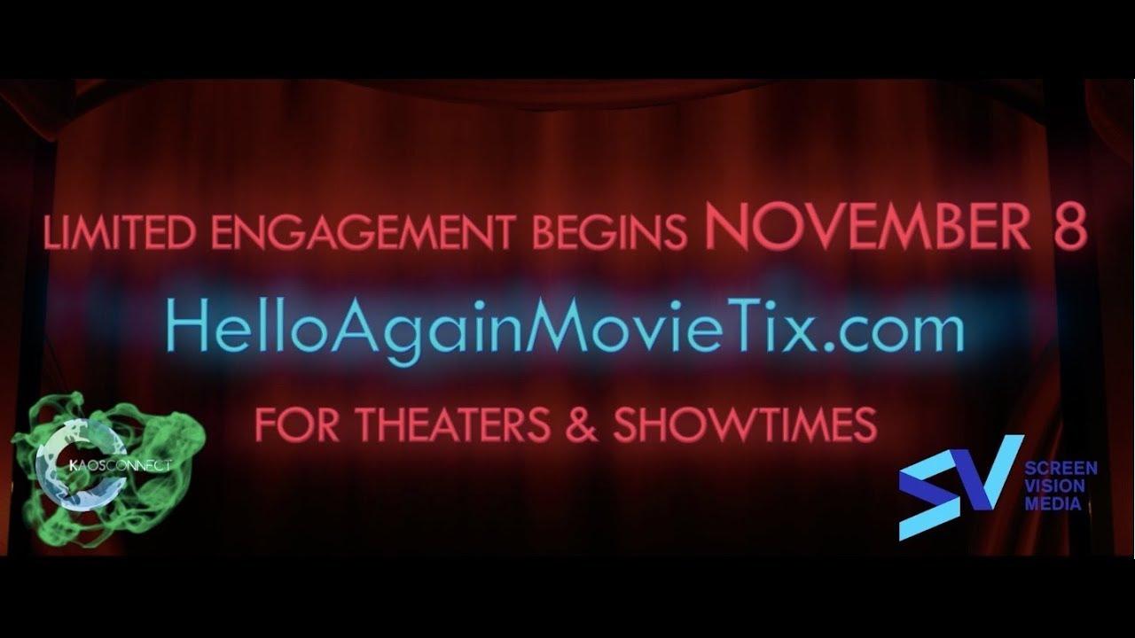 HELLO AGAIN theatrical trailer - 30sec spot
