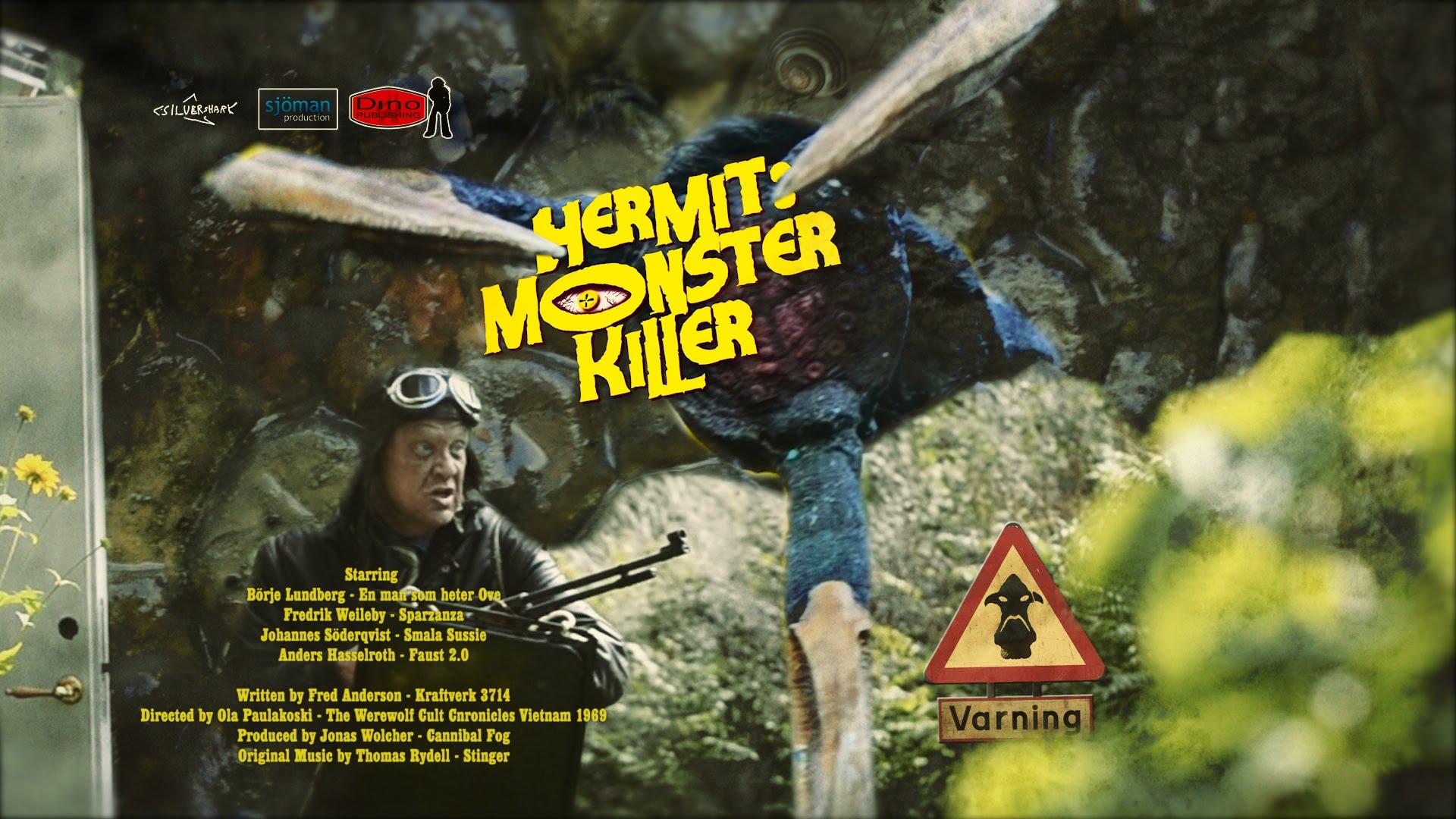 Hermit Monster Killer - Teaser trailer 2016